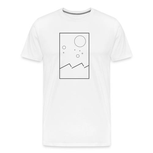Simple Joliek Design - Men's Premium T-Shirt