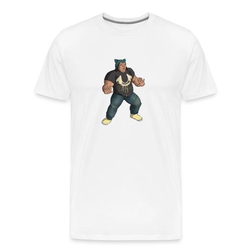 snordatdude - Men's Premium T-Shirt