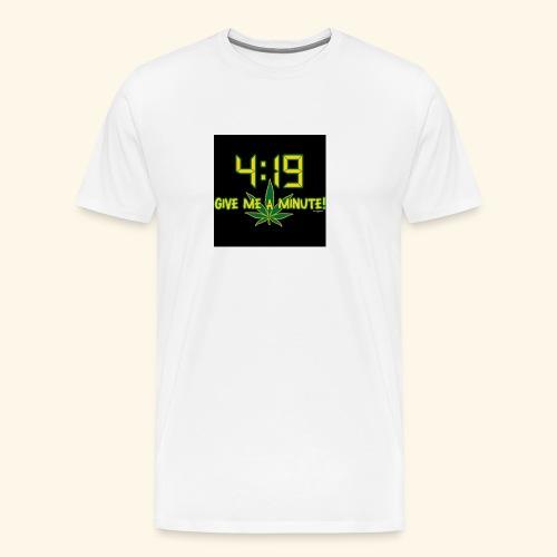 What time - Men's Premium T-Shirt