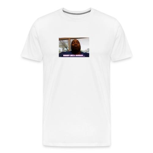 nobody likes - Men's Premium T-Shirt