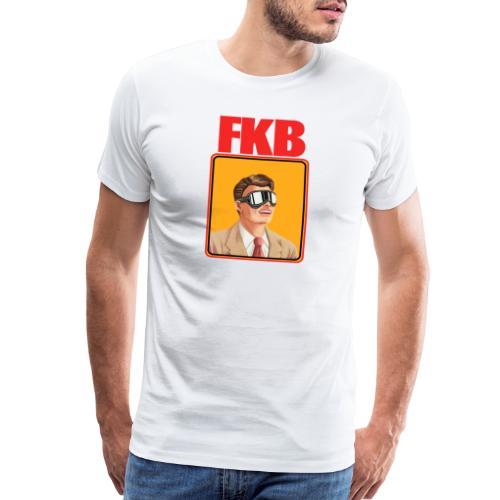 My Bedroom Single Art - Men's Premium T-Shirt