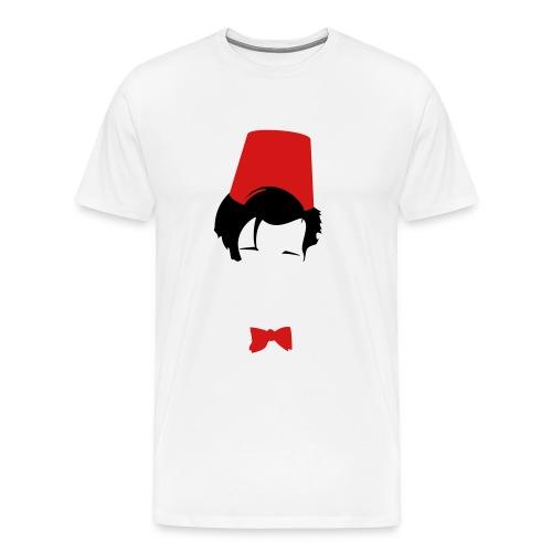 Eleventh w/ Fez No Text - Men's Premium T-Shirt