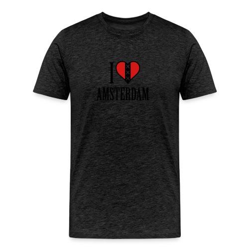 lloveamsterdam - Men's Premium T-Shirt