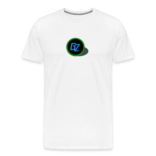 GZ Logo - Men's Premium T-Shirt