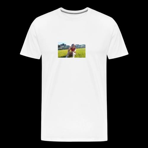 heybigboy - Men's Premium T-Shirt