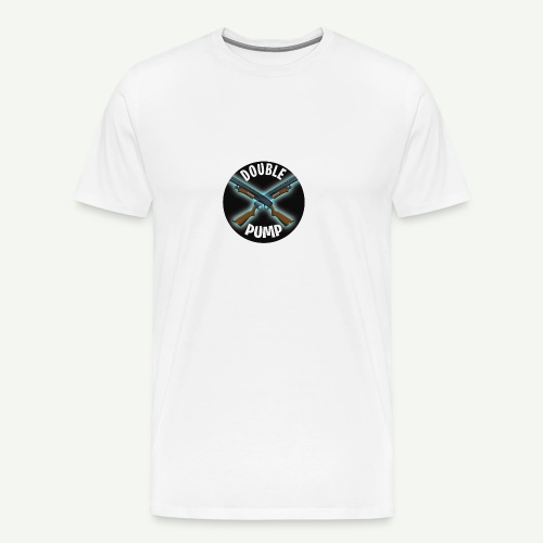 Double Pump - Men's Premium T-Shirt