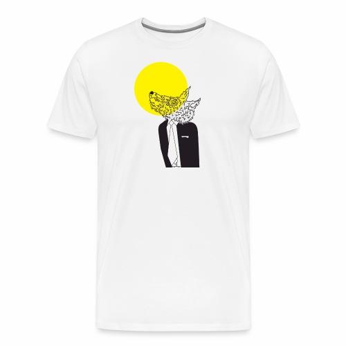 Wolf in Men's Clothing - Men's Premium T-Shirt