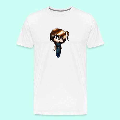Gacha Life Oc 3 - Men's Premium T-Shirt