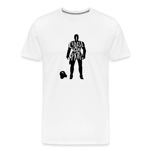 I Choose My Path Stormtrooper - Men's Premium T-Shirt