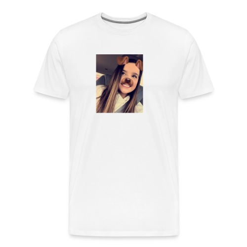 Annie Leblanc - Men's Premium T-Shirt