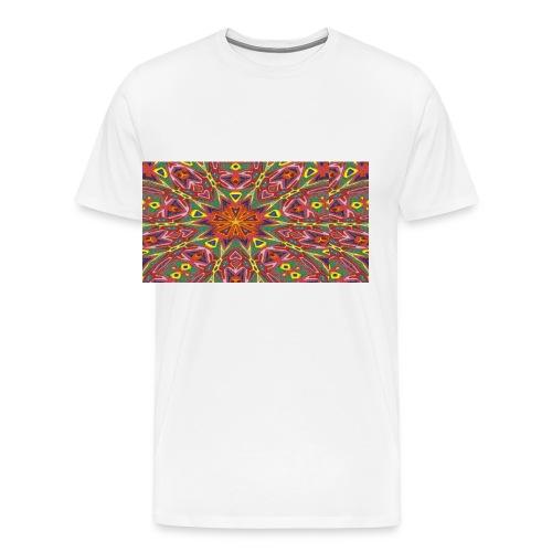 Donation of Super Energy Mug - Men's Premium T-Shirt