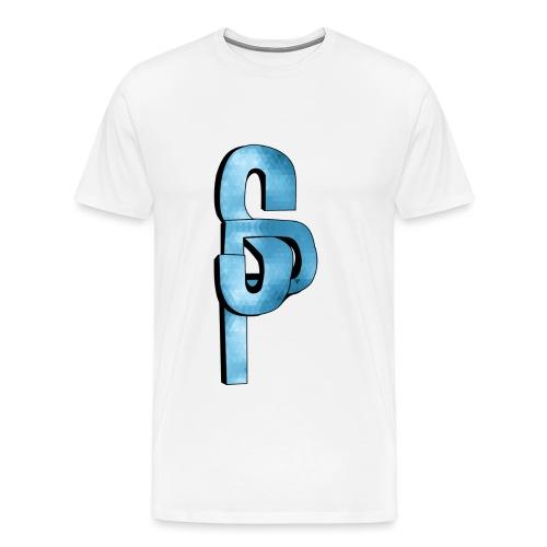 SlayerPlayer's Logo - Men's Premium T-Shirt