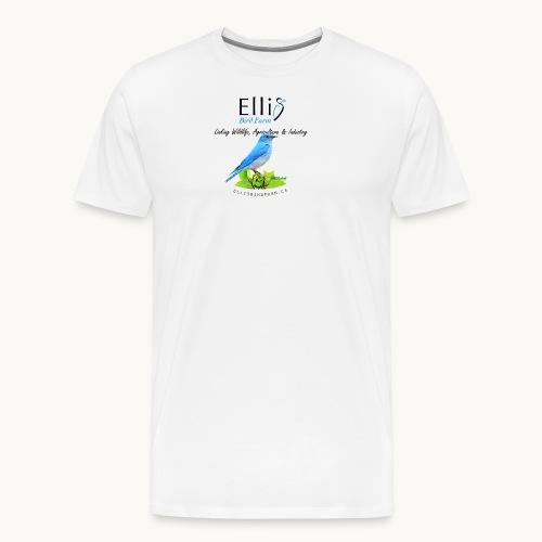 Ellis Bird Farm - Carolyn Sandstrom - Men's Premium T-Shirt