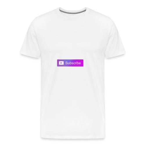 RVAB 1st hoodie merch - Men's Premium T-Shirt