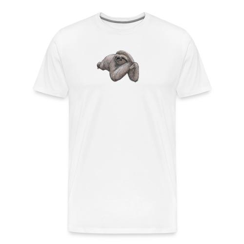 Cheeky Sloth - Men's Premium T-Shirt