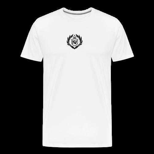 Number One Village Logo Black - Men's Premium T-Shirt