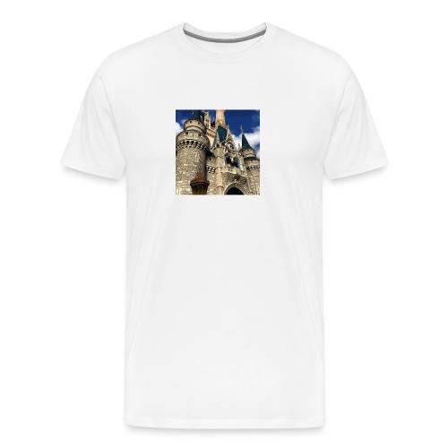 Cinderella's Castle - Men's Premium T-Shirt