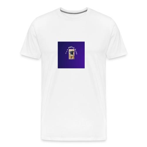 Puppy #1 - Men's Premium T-Shirt