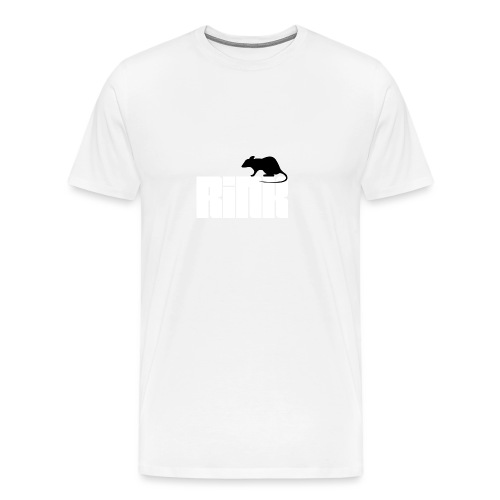 Rink Rat - Men's Premium T-Shirt