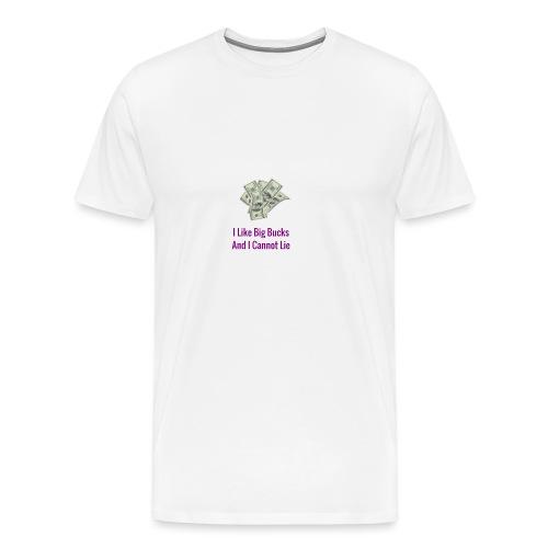 Baby Got Back Parody - Men's Premium T-Shirt