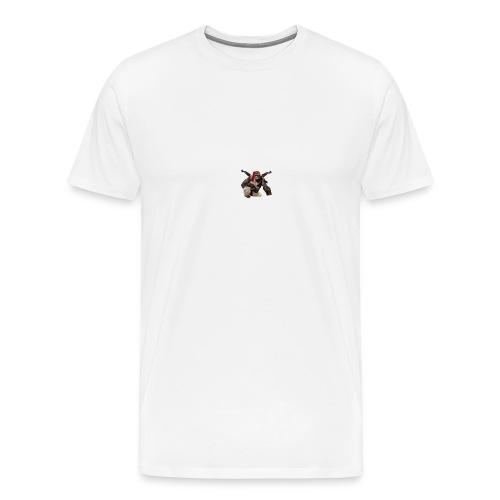 dicks out for harambe - Men's Premium T-Shirt
