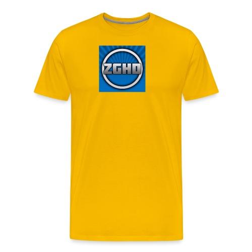 ZedGamesHD - Men's Premium T-Shirt