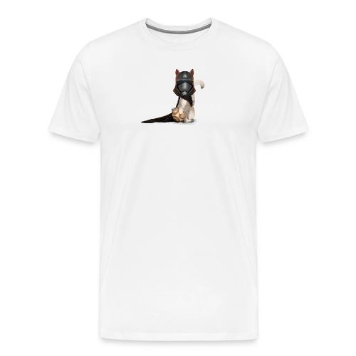 Captain Kitty - Men's Premium T-Shirt