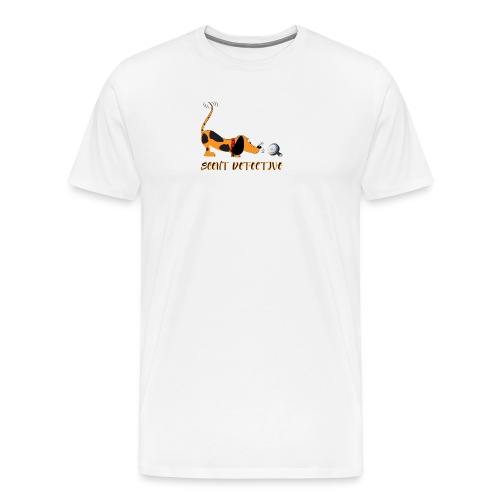 Scent Detective - Men's Premium T-Shirt