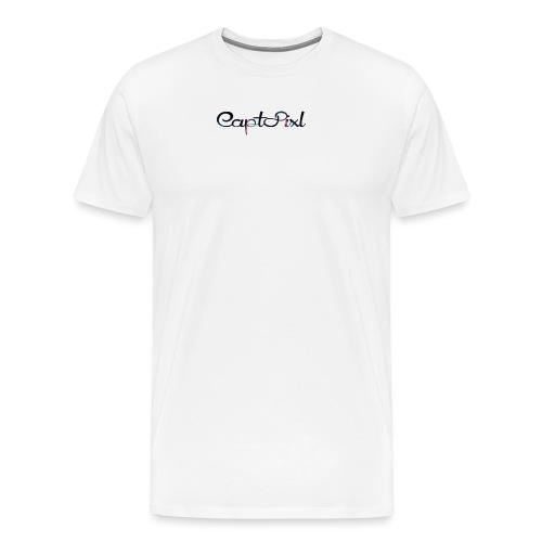 My YouTube Watermark - Men's Premium T-Shirt