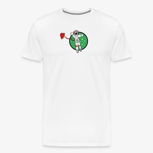 SMR spaceman tshirt - Men's Premium T-Shirt