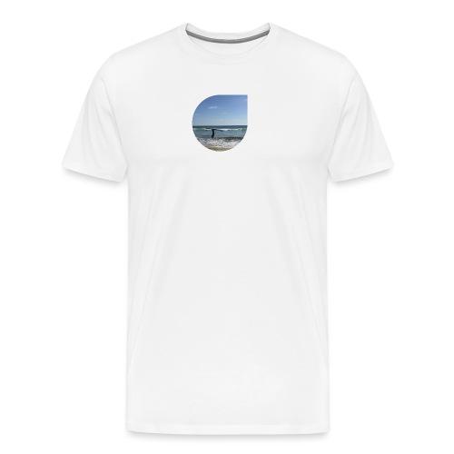 Floating sand - Men's Premium T-Shirt