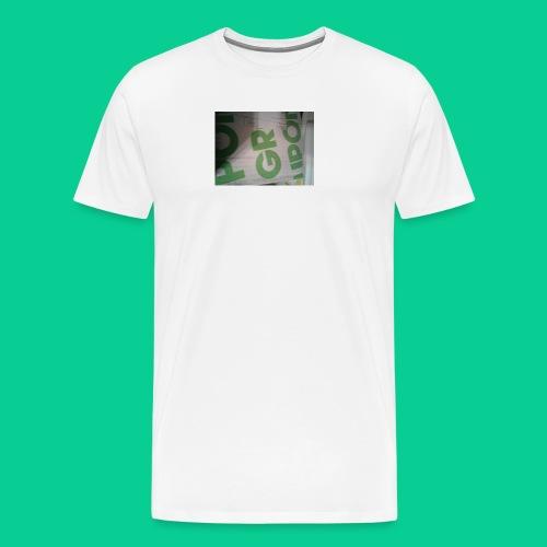 First product - Men's Premium T-Shirt