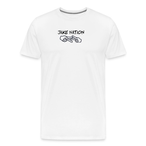 Jake nation phone cases - Men's Premium T-Shirt