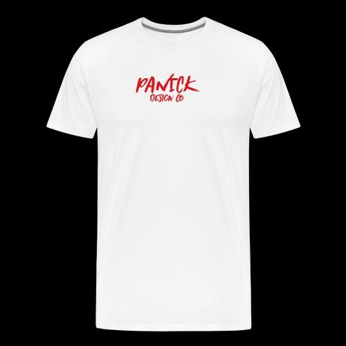 PANICK - Men's Premium T-Shirt