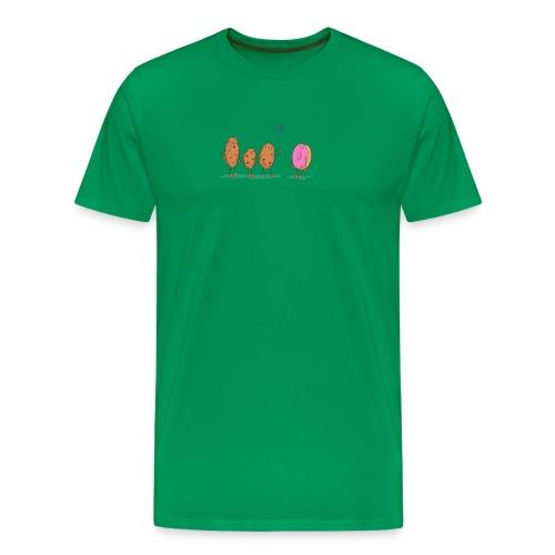 cookies - Men's Premium T-Shirt