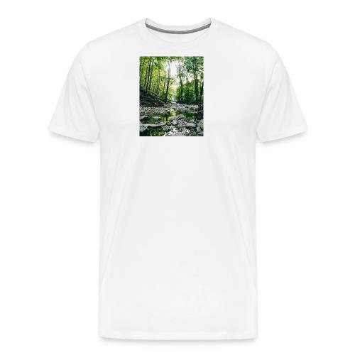 Forest Reflections - Men's Premium T-Shirt
