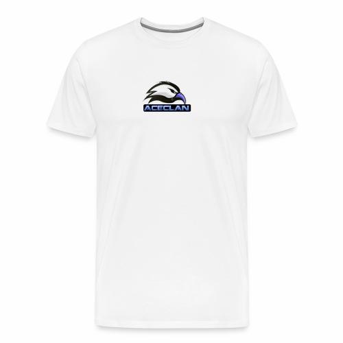 Eagle aceclan logo - Men's Premium T-Shirt