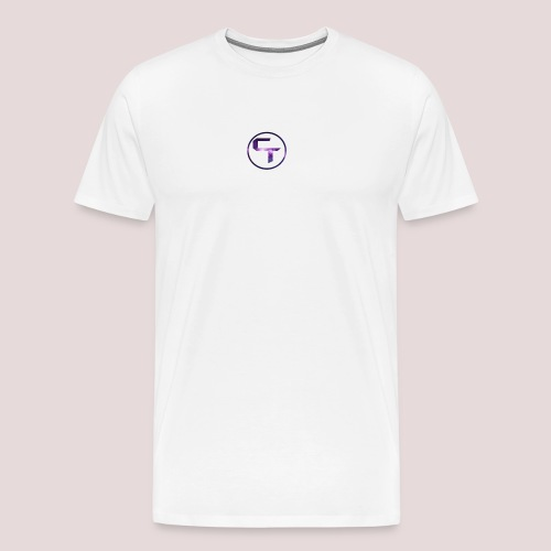 CamTremblay Official Logo - Men's Premium T-Shirt