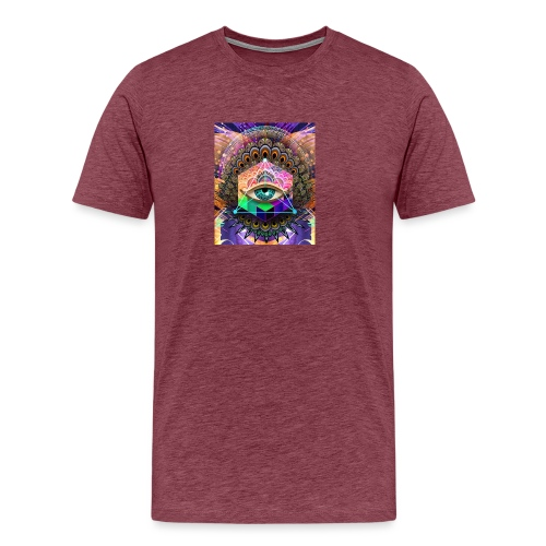 ruth bear - Men's Premium T-Shirt