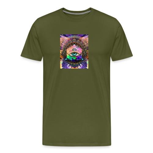 ruth bear - Men's Premium T-Shirt