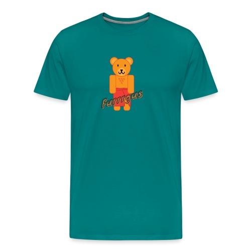 Presidential Suite Furrrgus - Men's Premium T-Shirt