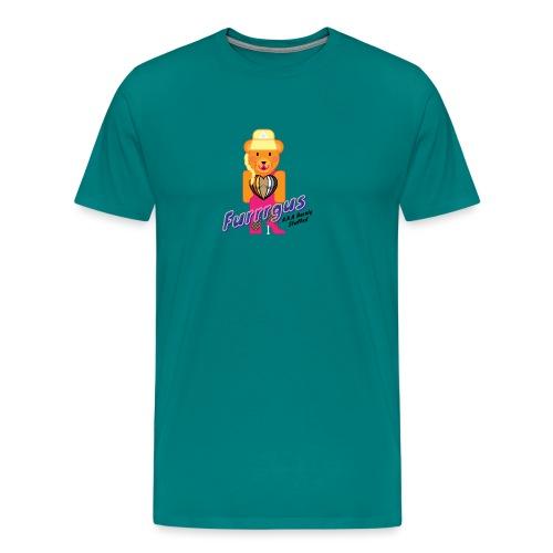Barely Stuffed - Men's Premium T-Shirt
