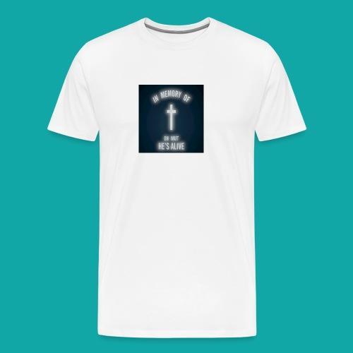 Oh wait he's alive - Men's Premium T-Shirt