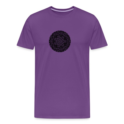 Circle No.2 - Men's Premium T-Shirt