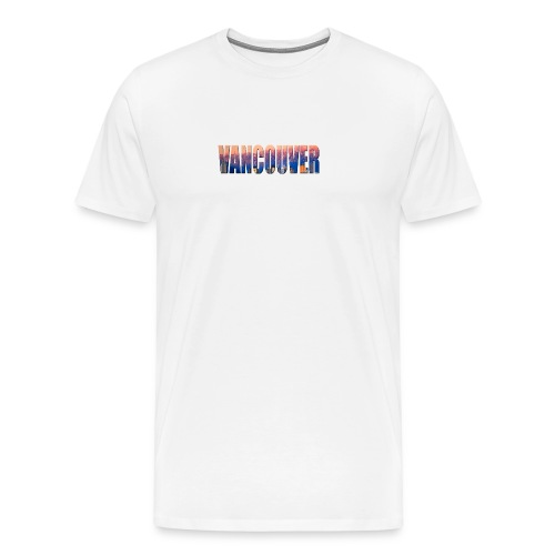 Sweet Vancouver Tees - Men's Premium T-Shirt