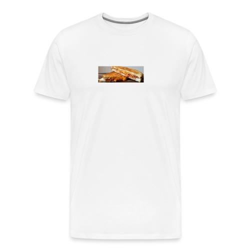 Grille cheese - Men's Premium T-Shirt