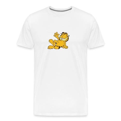 Garfield - Men's Premium T-Shirt