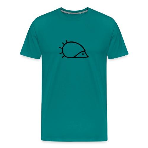 herisson logo - Men's Premium T-Shirt