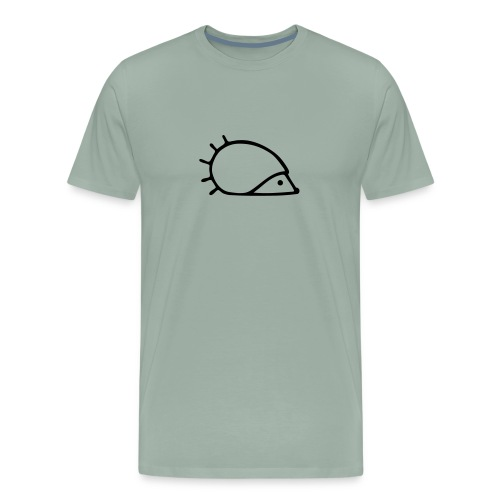 herisson logo - Men's Premium T-Shirt