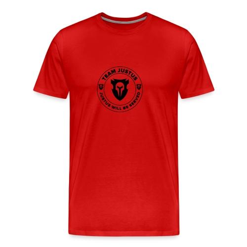 bagde tee - Men's Premium T-Shirt